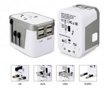 4 USB 萬用充電器 (TO304)