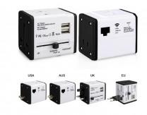 2 USB WiFi 萬用充電器 (TO189)