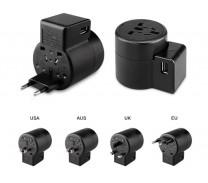 2 USB 萬用充電器 (TO109)