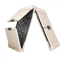 摺疊式背光藍芽鍵盤 (EK1704)