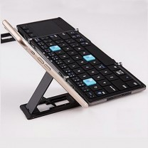 摺疊式觸控板藍芽鍵盤 (EK1705)