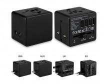 4 USB 萬用充電器 (TO192)