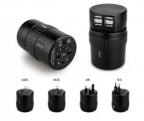 4 USB 萬用充電器 (TO108)